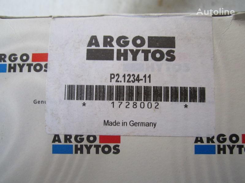 нов хидравличен филтър  Німеччина Argo Hytos P2. 1234-11 за багер