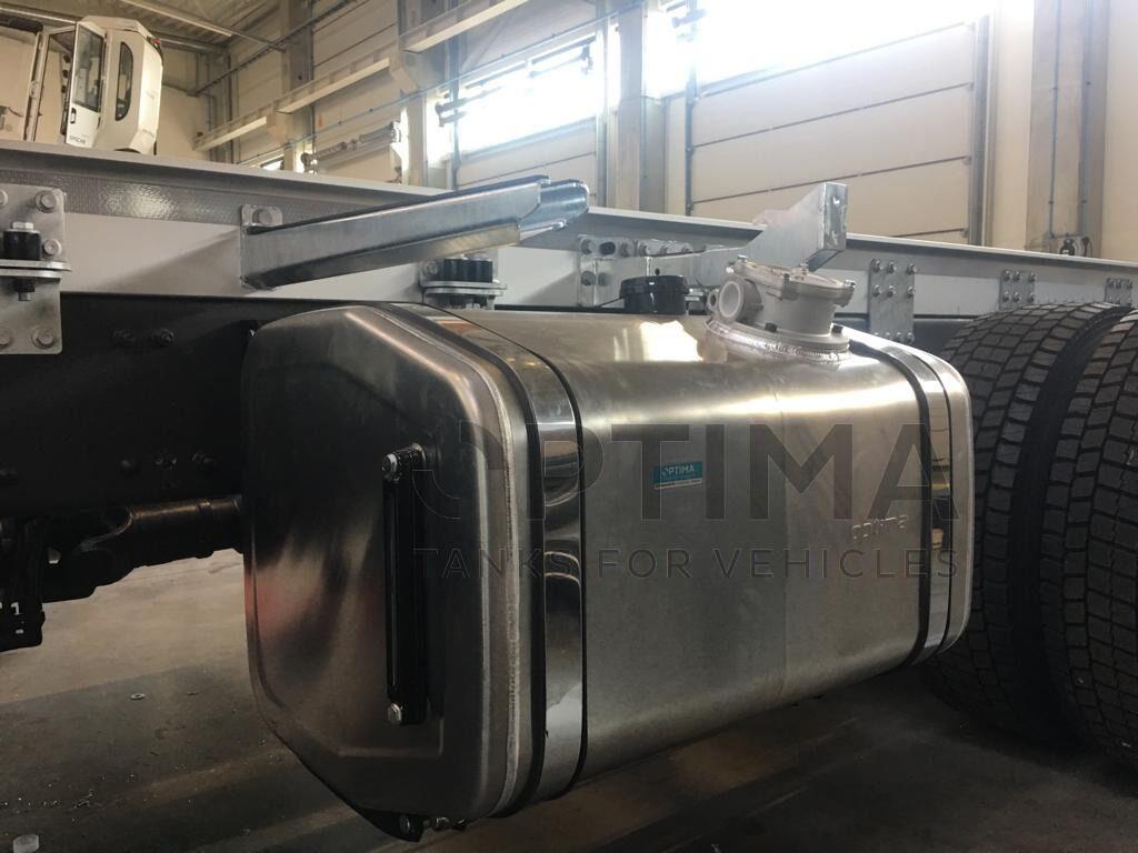 нов хидравличен резервоар Palfinger Palift PLUS series за подемно-транспортна техника