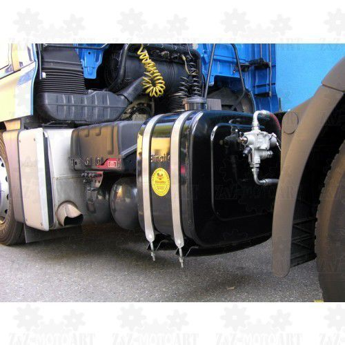 нов хидравличен резервоар с боковым креплением за камион