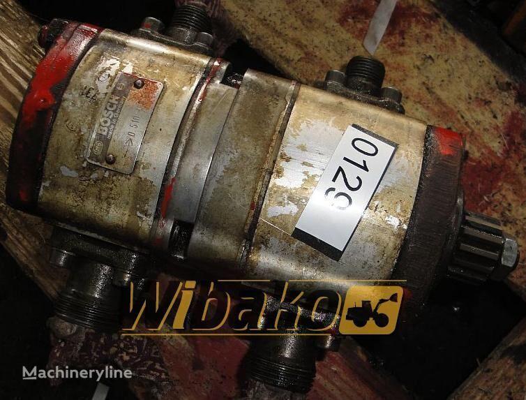 хидравлична помпа  Hydraulic pump Bosch 0510166011 за багер 0510166011