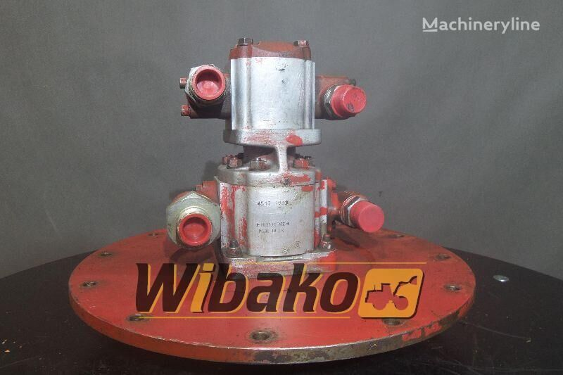 хидравлична помпа  Hydraulic pump Ultra 4517993 за багер 4517993