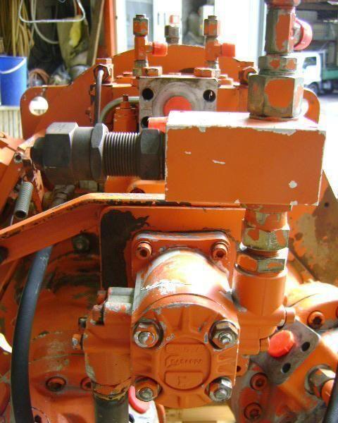 хидравлична помпа HYDROMATIK A 4V 56 MS L за друга строителна техника