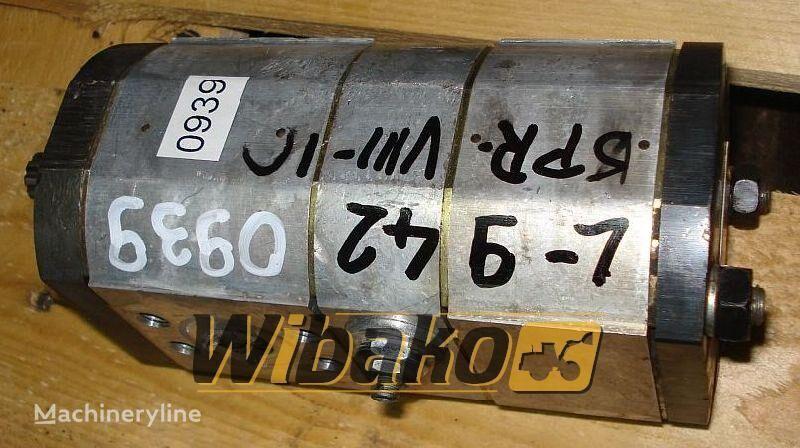 хидравлична помпа Hydraulic pump Rexroth - sigma 230840 00 (23084000) за друга строителна техника 230840 00