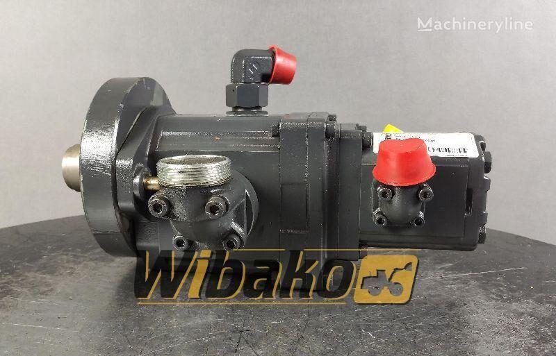 хидравлична помпа  Hydraulic pump Sauer-Danfoss SNP3/55-SHP2/19 за булдозер SNP3/55-SHP2/19
