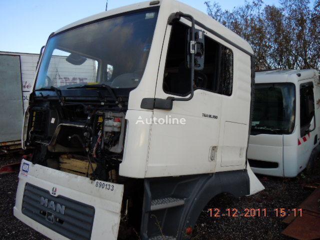 кабина MAN за камион MAN TGA