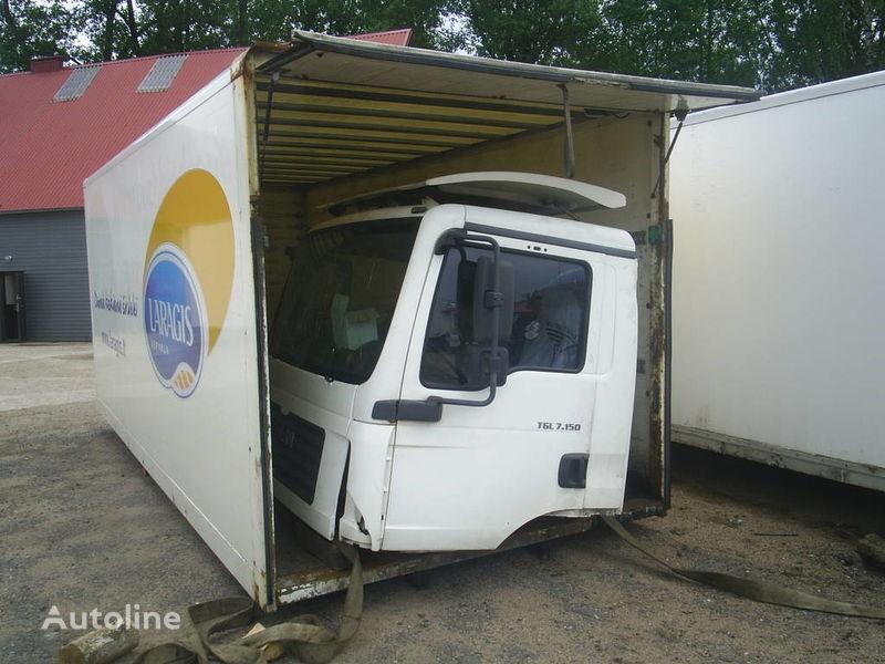 кабина MAN за камион MAN TGL 7.150