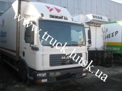 кабина MAN за камион MAN TGL 8.180