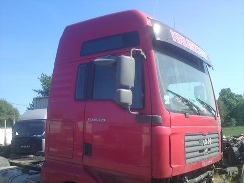 кабина MAN за камион MAN TGA XXL szeroka 5500 zl. netto