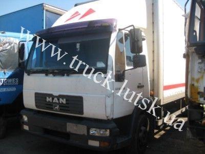кабина  MAN за камион MAN LE 12.220