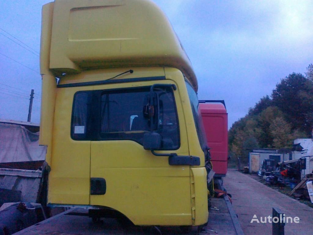 кабина за камион MAN TGA sypialna dzienna 8000 zl
