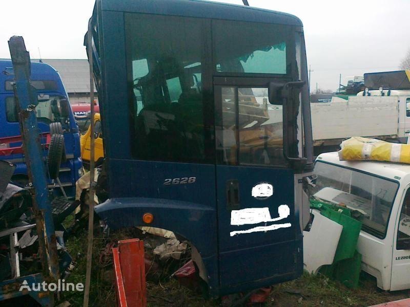 кабина за камион MERCEDES-BENZ ECONIC drzwi konsola netto 1000 zl