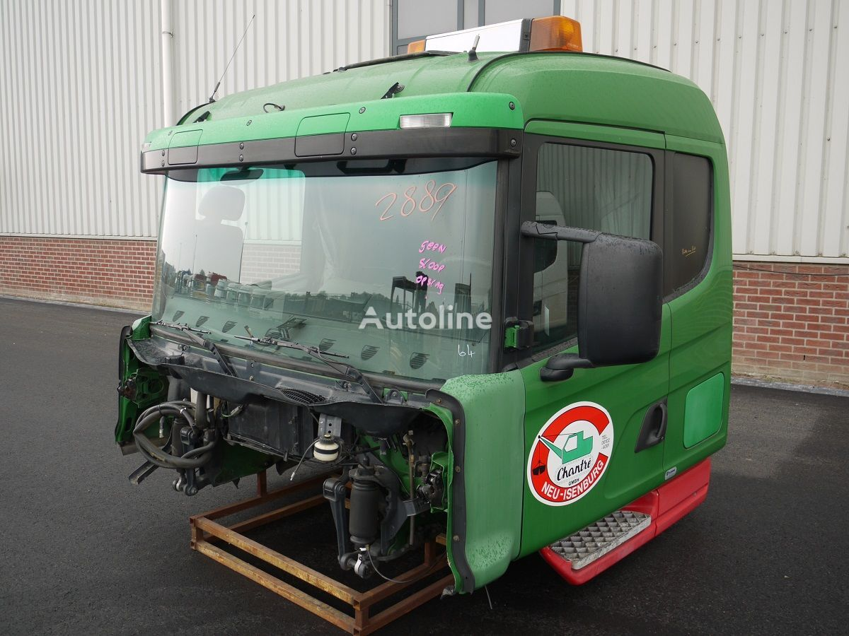 кабина SCANIA SC-4 CT-19 SLAAPCAB за камион SCANIA SC-4 CT-19 SLAAPCAB