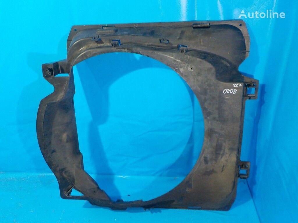 калъф на вентилатора Диффузор вентилятора TGA/TGS/TGX за камион