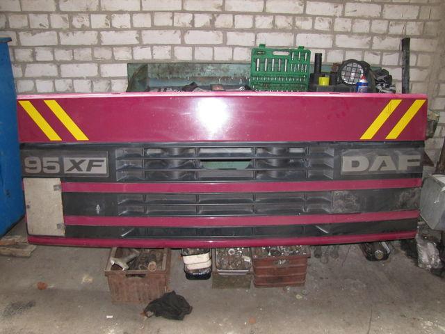 капот DAF за влекач DAF 95 XF