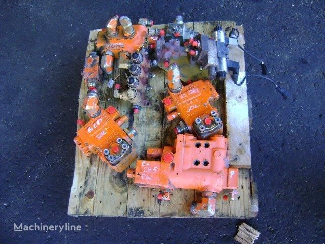 клапан FIAT-HITACHI Block за багер FIAT-HITACHI Ex 285