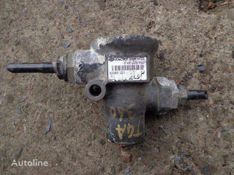 клапан  Knorr-Bremse за камион MAN TGA