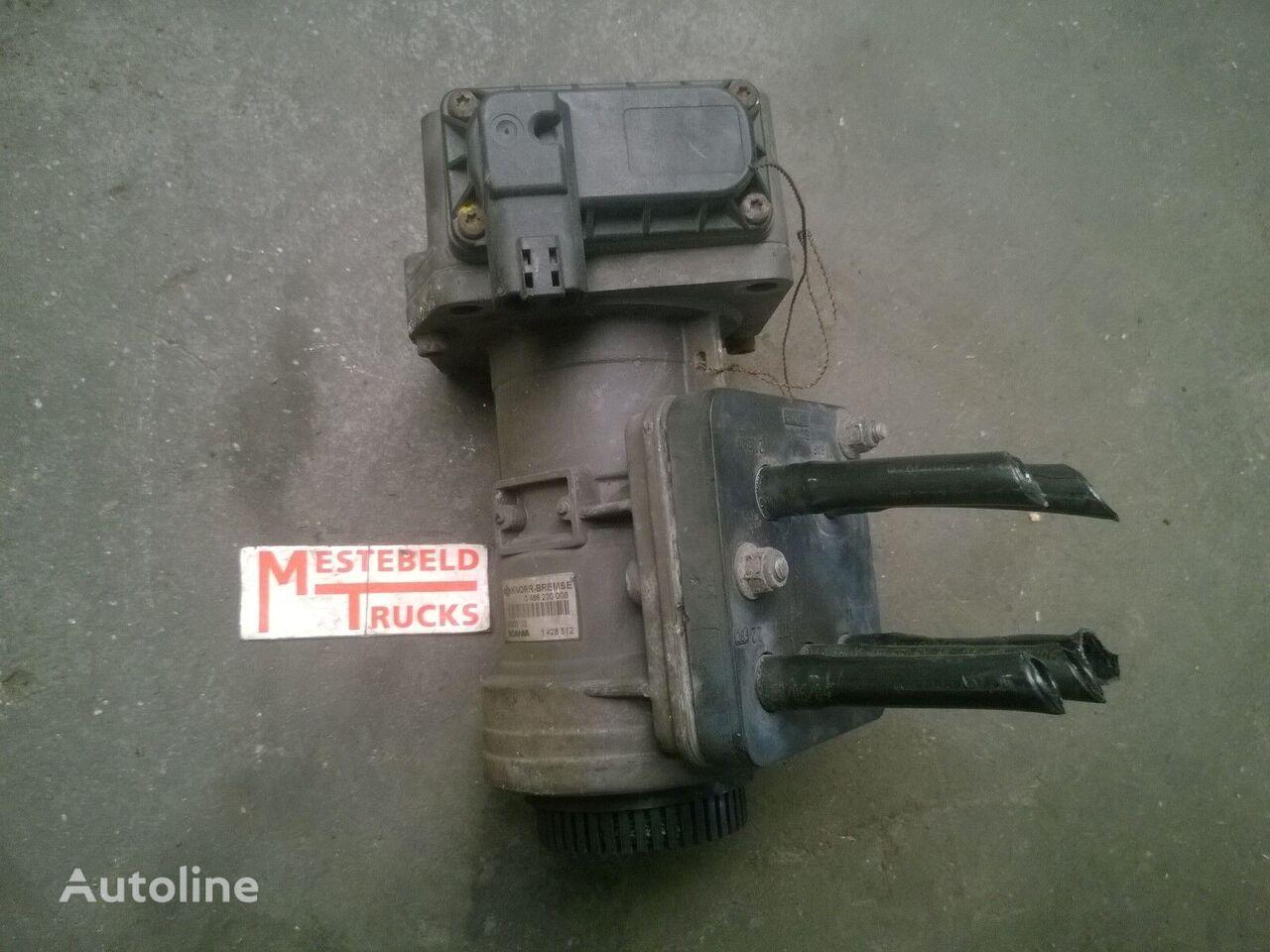 клапан за влекач SCANIA Voetremventiel 4-serie