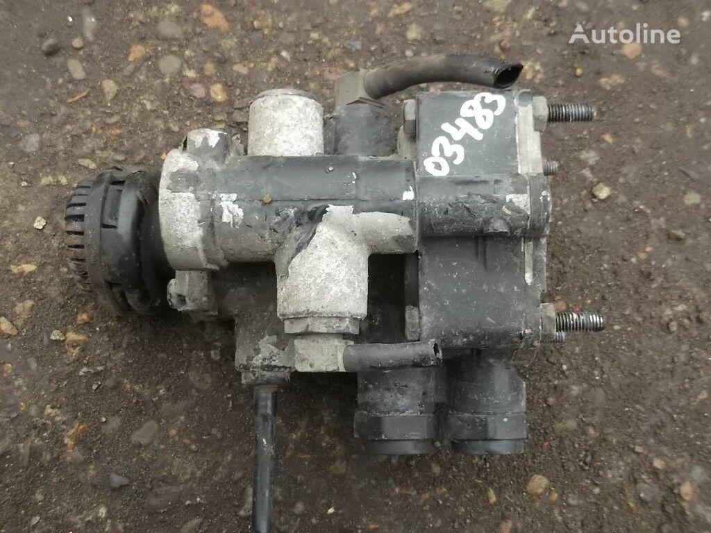 клапан управления тормазами прицепа MAN за камион