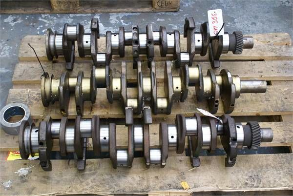 колянов вал MERCEDES-BENZ OM366CRANKSHAFT за друга строителна техника MERCEDES-BENZ OM366CRANKSHAFT