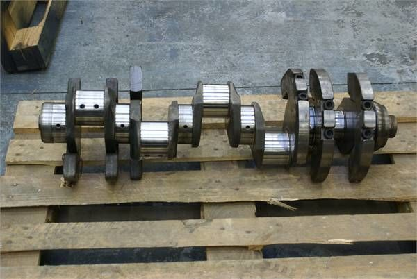 колянов вал за друга строителна техника MERCEDES-BENZ OM403CRANKSHAFT