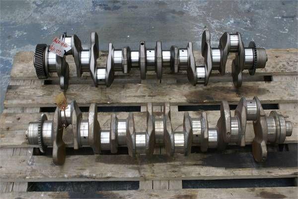 колянов вал MERCEDES-BENZ OM906CRANKSHAFT за друга строителна техника MERCEDES-BENZ OM906CRANKSHAFT