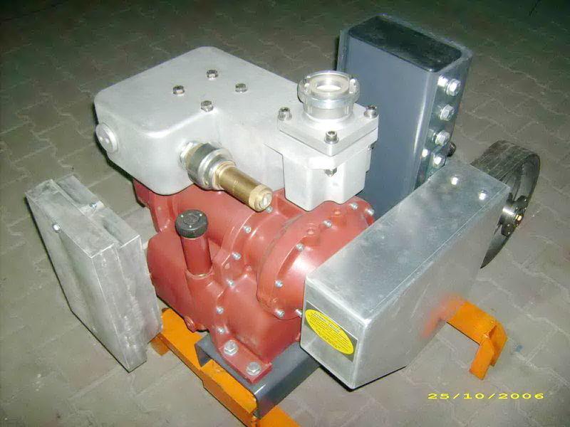 компресор за въздух за цистерна CG80 GHH RAND Light