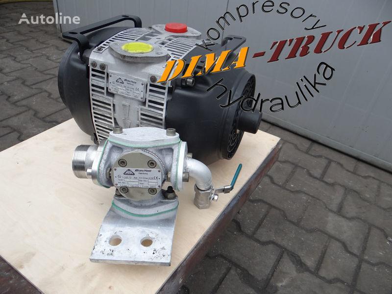 компресор за въздух  Haar vmax do wydmuchu płynów за камион