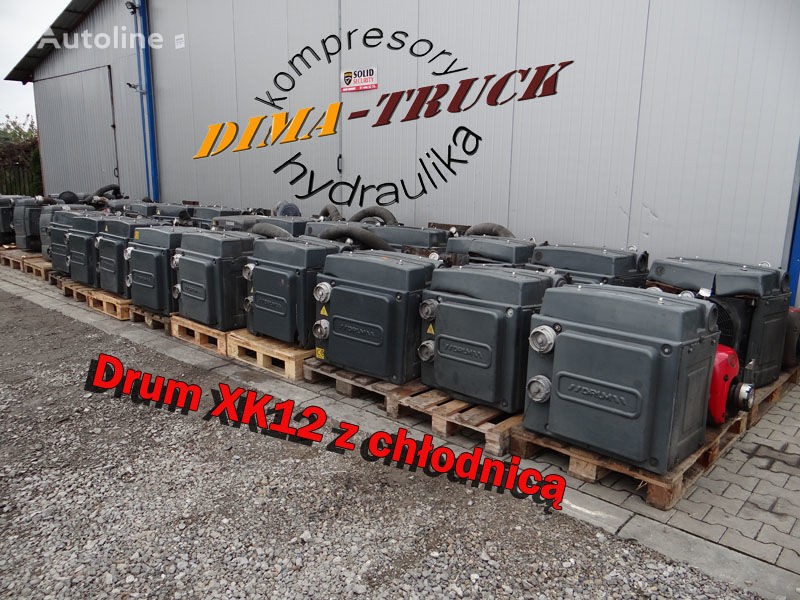 компресор за въздух  Kompressor GHH Drum Betico Blackmer many pices за камион GHH rand Drum Xk12 D900 betico cycloblower welgro blackmer