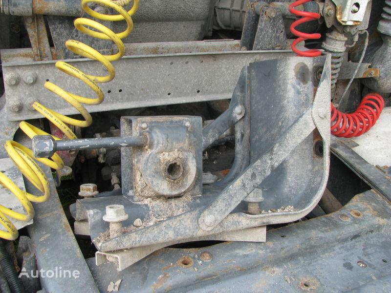 крепежни елементи  Кронштейн запаски за влекач DAF