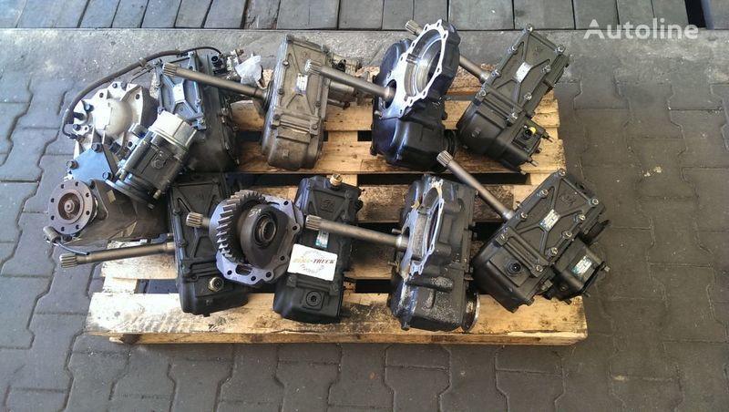кутия отбор мощност  Przystawka odbioru mocy ZF PTO zf wzystkie rodzaje за влекач