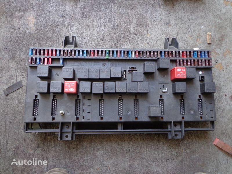 кутия с предпазители за камион DAF CF