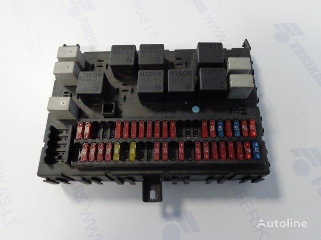 кутия с предпазители DAF Fuse relay protection box 1452112 за влекач DAF 105XF