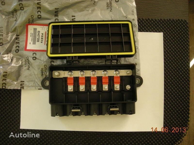 нова кутия с предпазители IVECO 504071256 41221026 за влекач IVECO