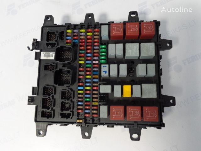 кутия с предпазители RENAULT Fuse protection box 7421169993, 5010590677, 7421079590, 50104288 за влекач RENAULT