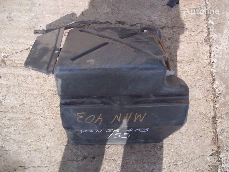 миене резервоар за камион MAN 19, 26, F2000