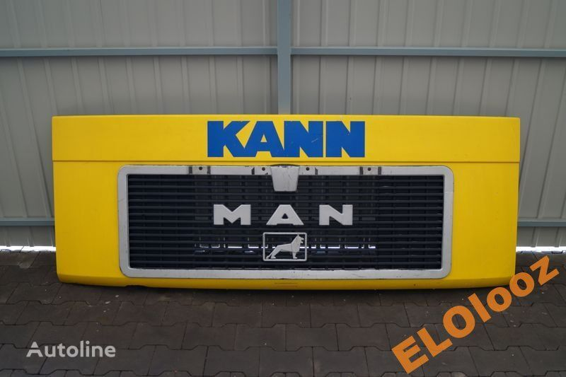 облицовка за камион MAN MASKA ATRAPA GRILL MAN F2000 F90 ORYGINALNA