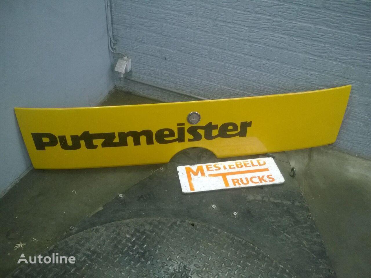 облицовка за влекач MERCEDES-BENZ Frontplaat boven grille