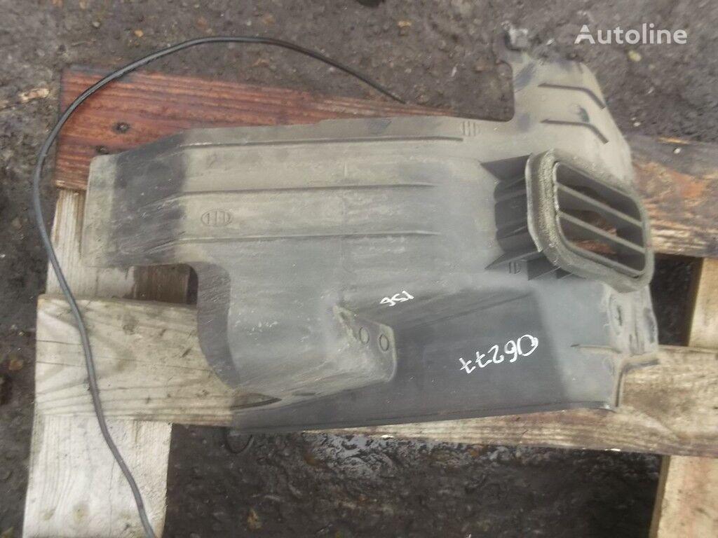 облицовка Обшивка педального узла за камион MERCEDES-BENZ