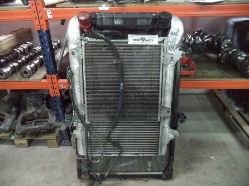 охлаждане на двигателя радиатора DAF за влекач DAF XF 105