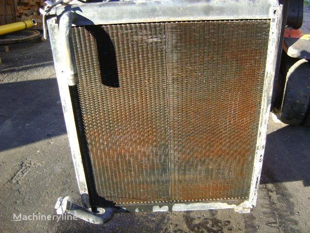 охлаждане на двигателя радиатора за багер FIAT Hitachi