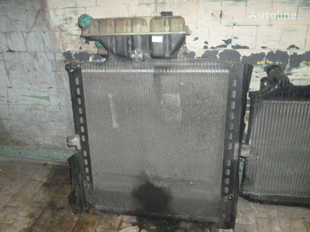 охлаждане на двигателя радиатора за камион MAN