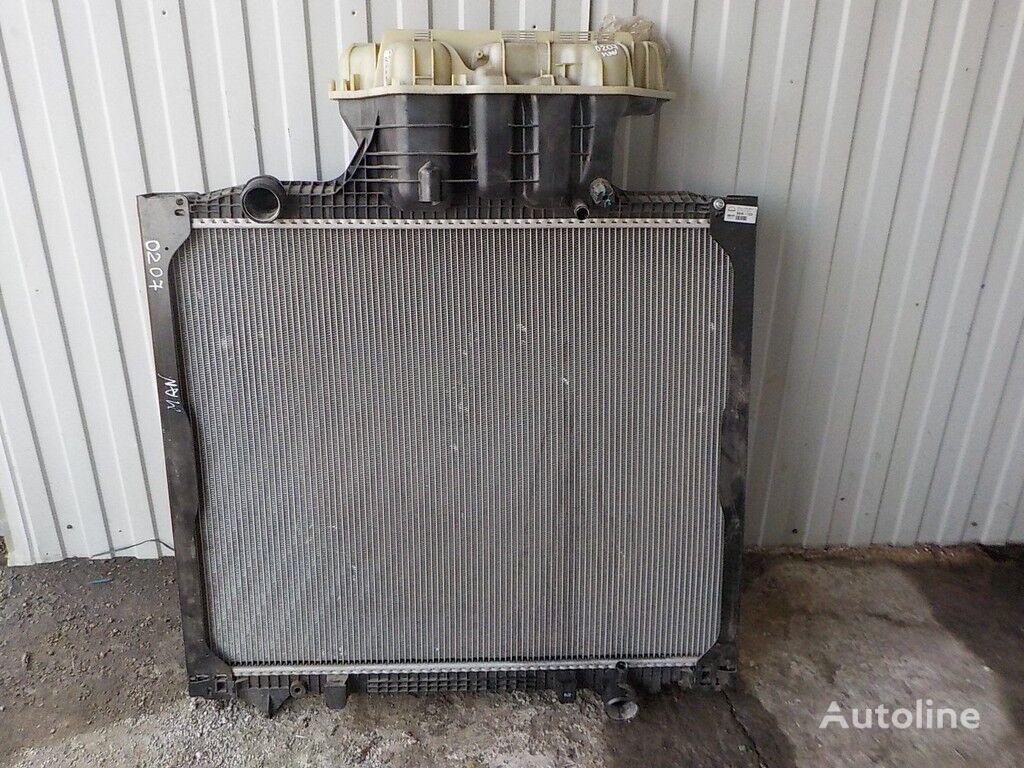 охлаждане на двигателя радиатора MAN за камион MAN
