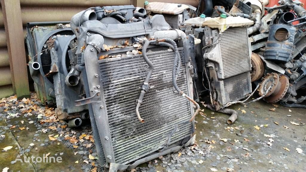 охлаждане на двигателя радиатора за камион MERCEDES-BENZ 1840