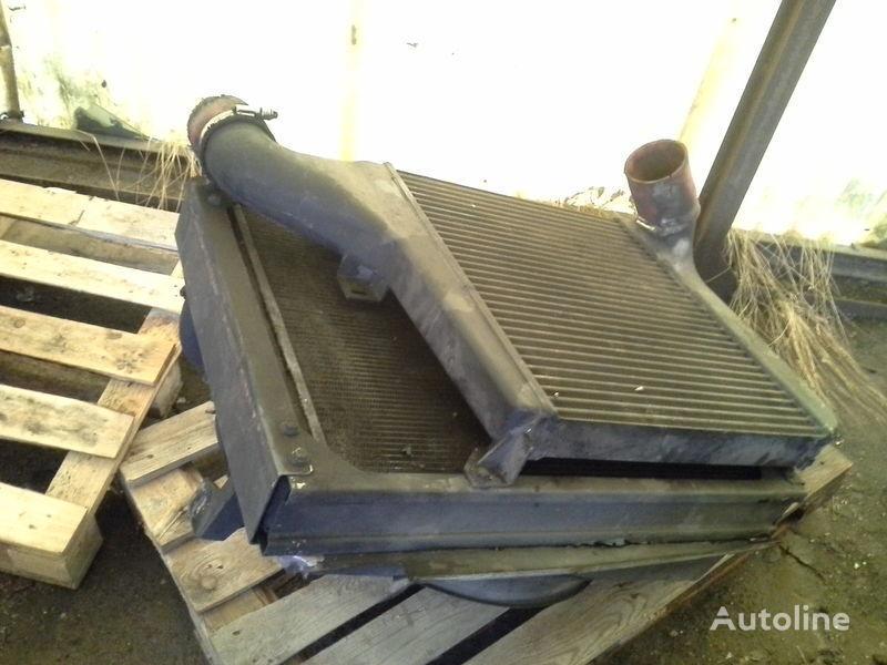 охлаждане на двигателя радиатора за автобус SETRA