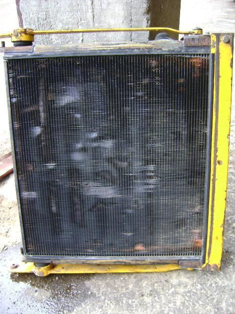 охлаждане на двигателя радиатора за челен товарач VOLVO 4400