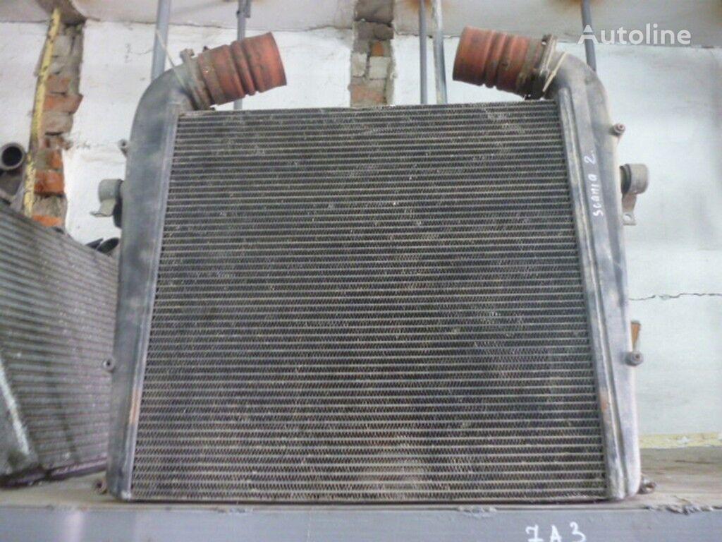 охлаждане на двигателя радиатора Интеркулер (672x650x52) Scania за камион