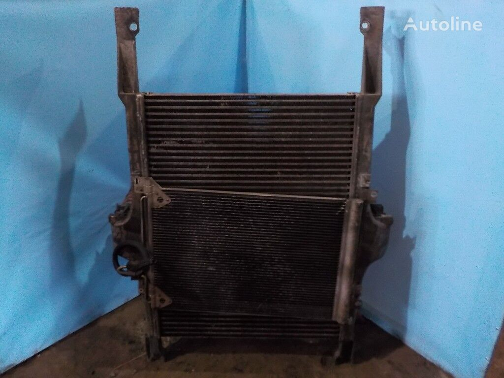 охлаждане на двигателя радиатора Интеркулер Iveco за камион