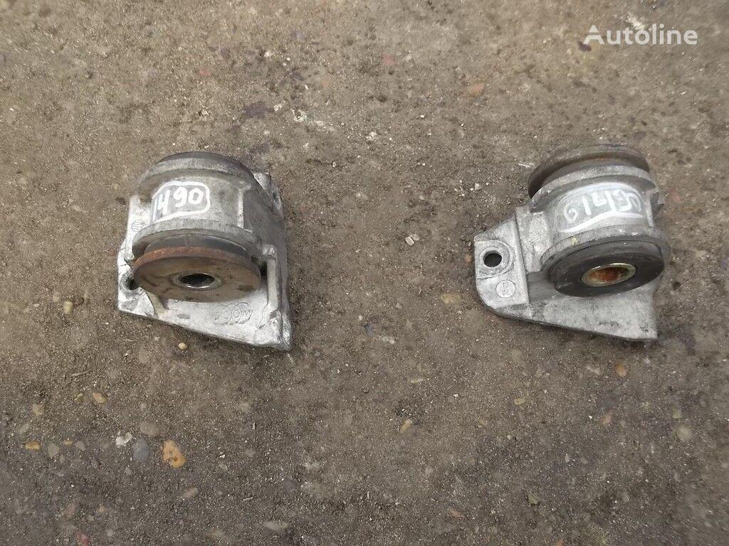 охлаждане на двигателя радиатора Подушка MAN за камион