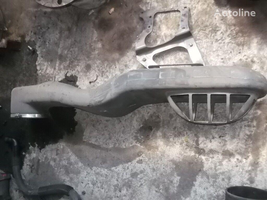 охлаждане на тръбата воздушного фильтра MAN за камион