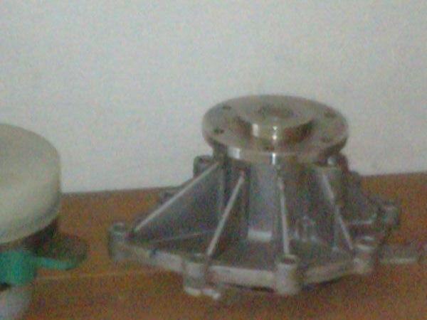 нова охлаждане помпа за двигателя  LASO, Germany 51065007049     55200114 за влекач MAN TGA